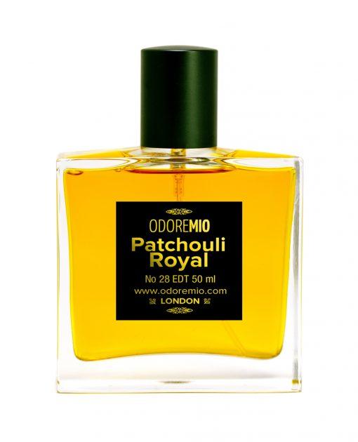 Patchouli Royal Perfume Gold