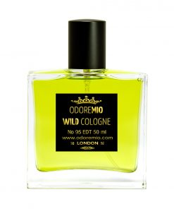 Wild Cologne Perfume Gold