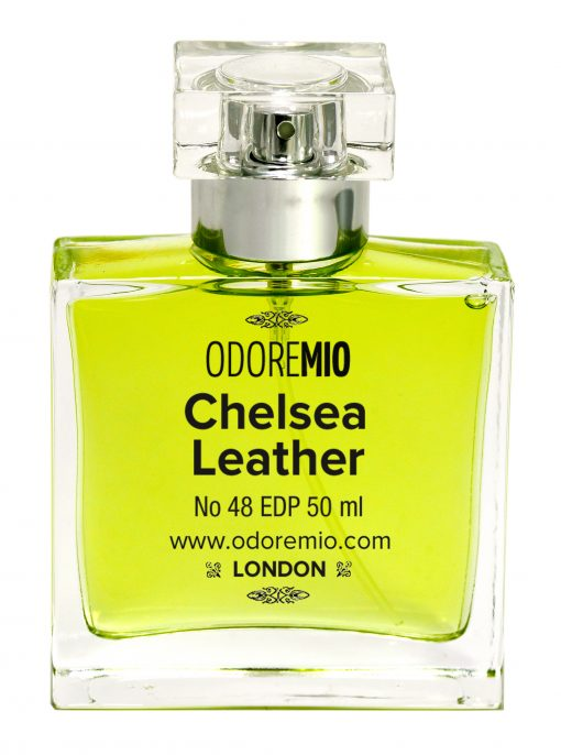 Chelsea Leather Perfume Gold