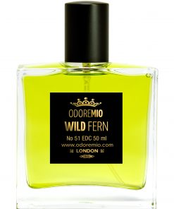 Wild Fern Cologne Gold