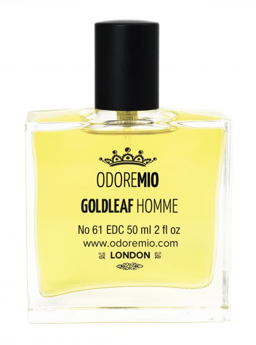 Goldleaf Homme Perfume