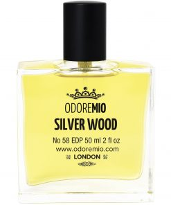 Silver Wood Perfume Odore Mio
