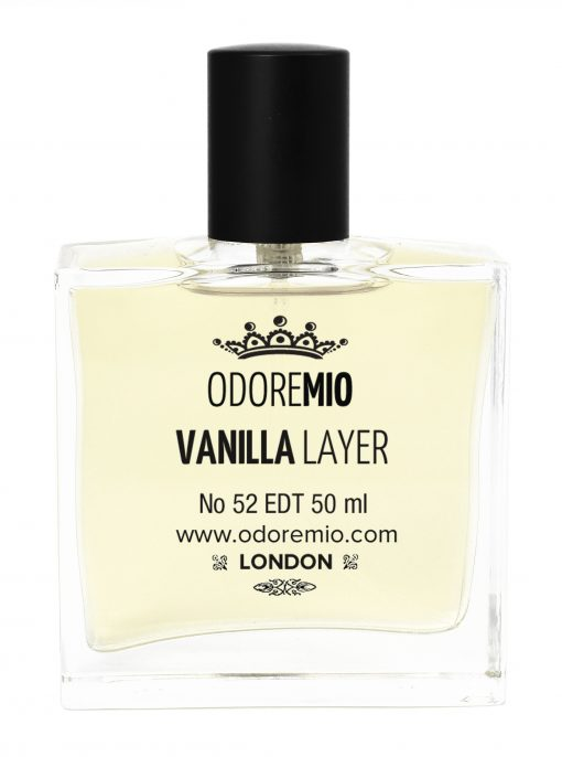 Vanilla Layer Perfume