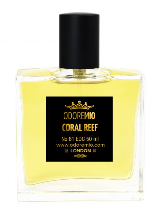 Coral Reef Marine Fresh Cologne