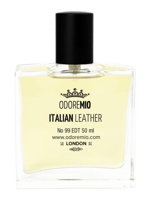 Italian Leather Perfume Odore Mio