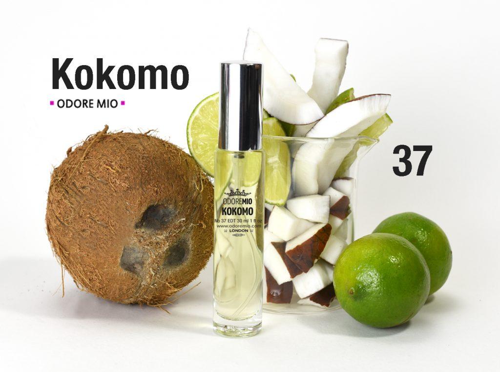 Odore Mio Kokomo Cologne