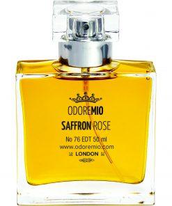 Odore Mio Saffron Rose Perfume