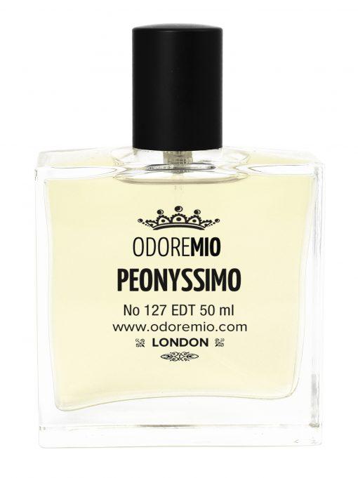 Peonyssimo Perfume Odore Mio