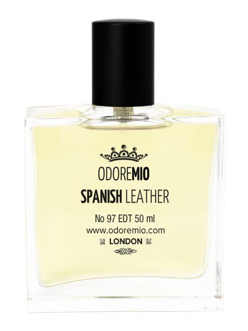 Odore Mio Spanish Leater Peau d'Espagn Perfume