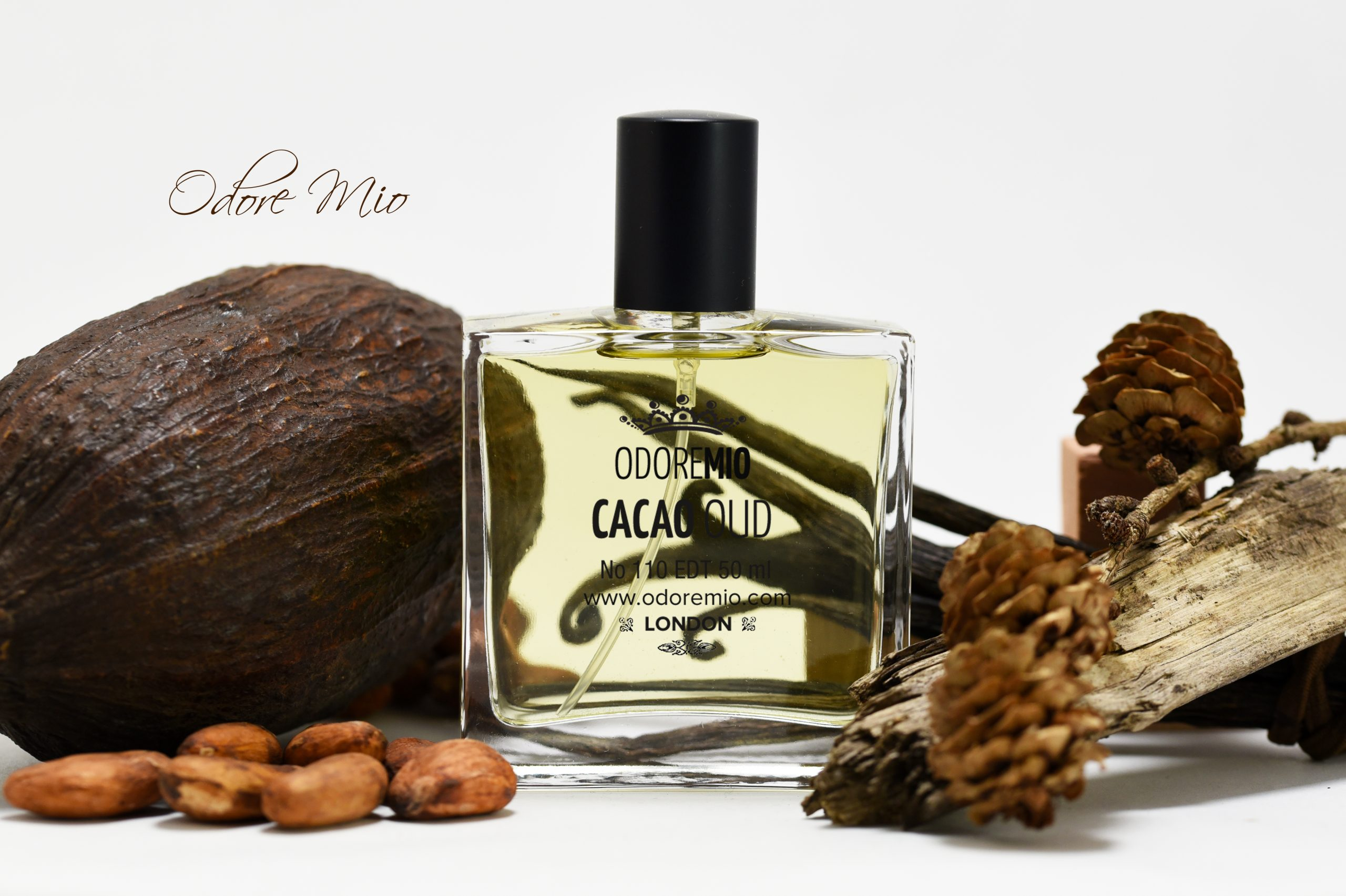 Odore Mio Cacao Oud Perfume