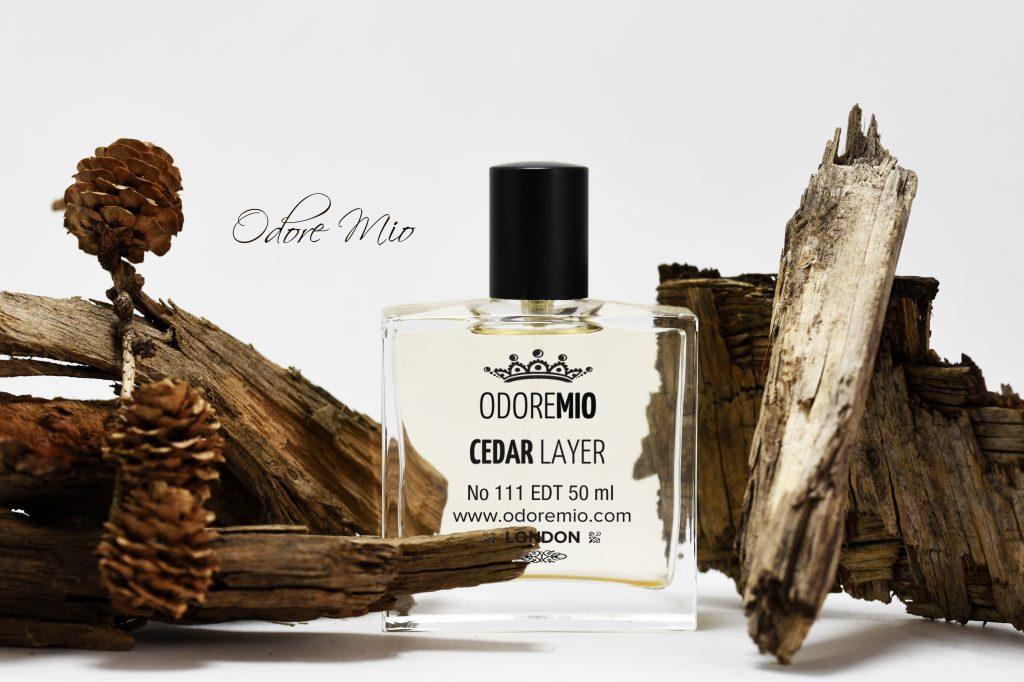 Odore Mio Cedar Layer Perfume