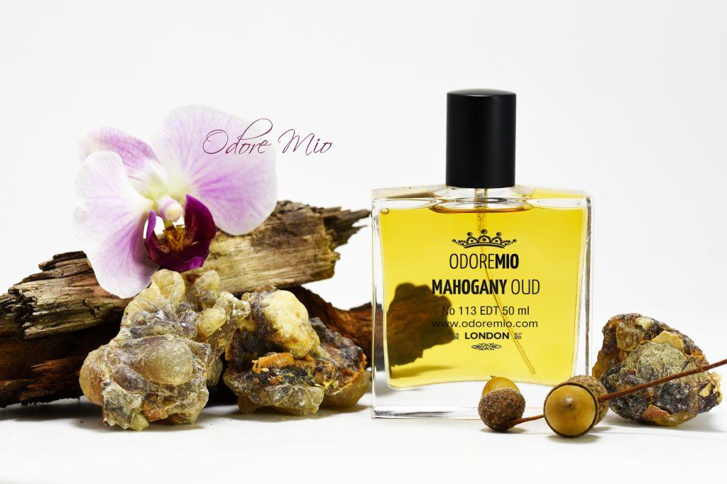 Odore Mio Mahogany Oud Perfume