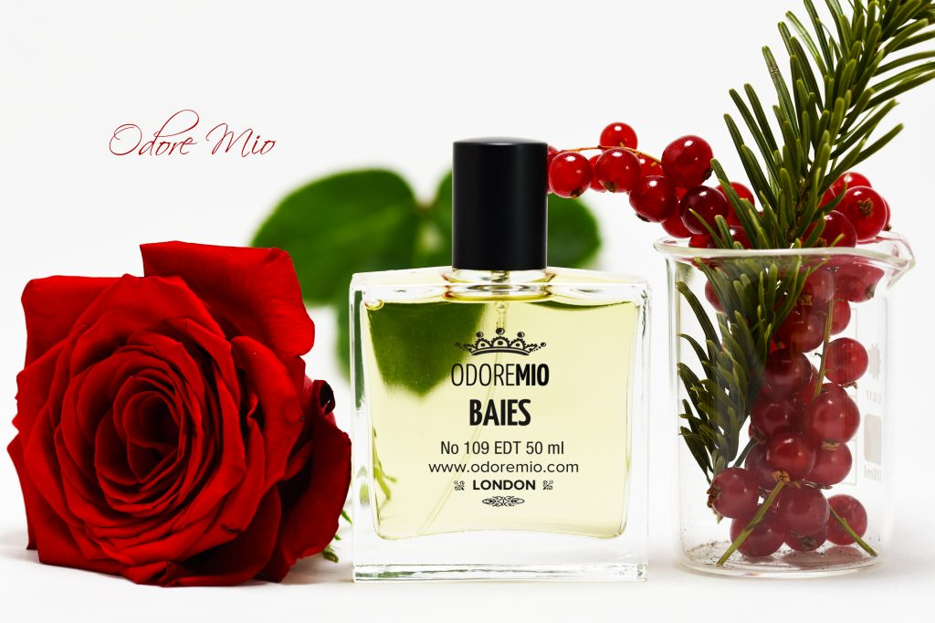 Odore Mio Baies Perfume Spray