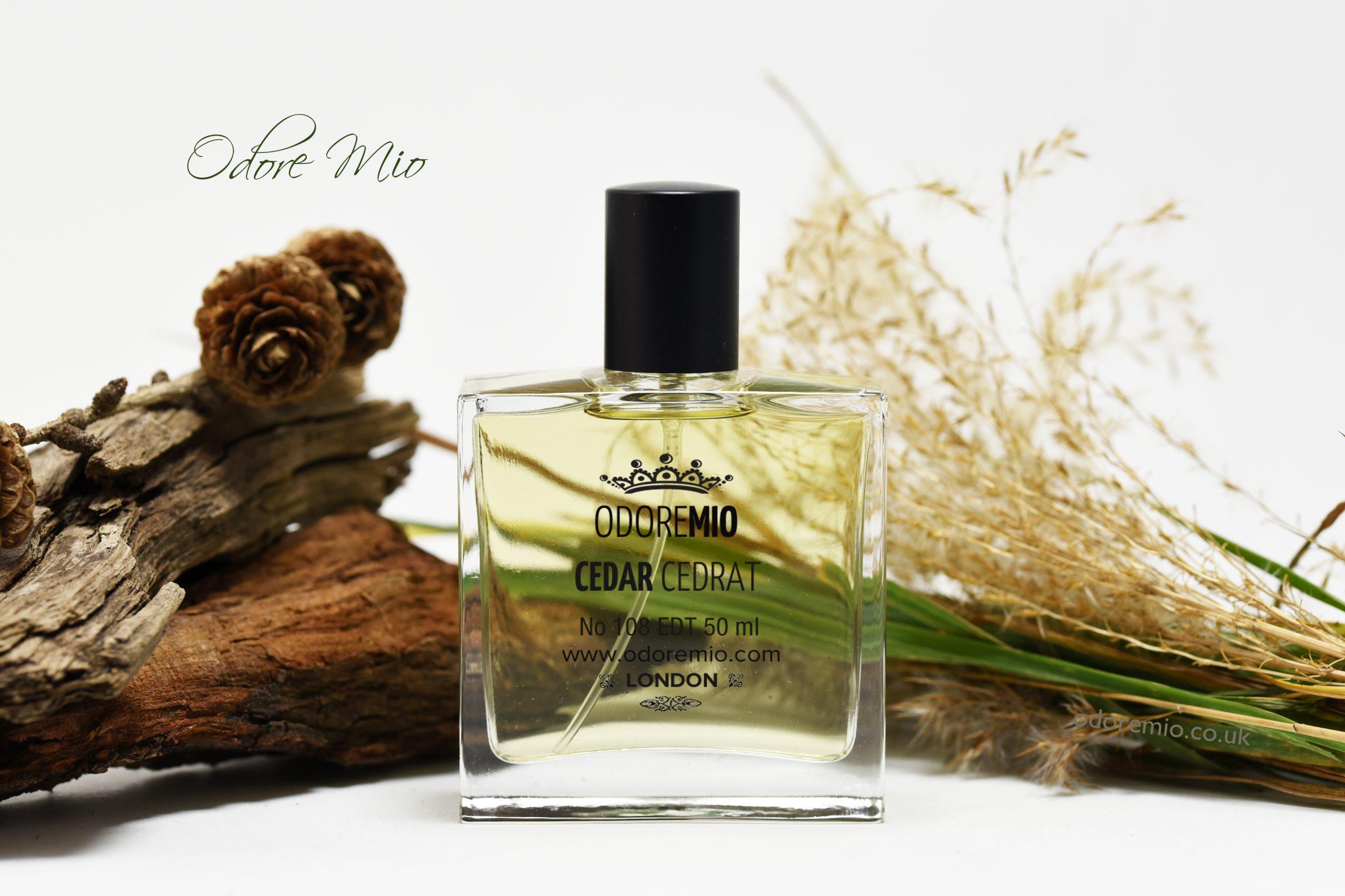 Odore Mio Cedar Cedrat Perfume