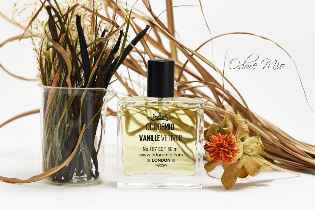 Odore Mio Vanille Vetiver Perfume Spray