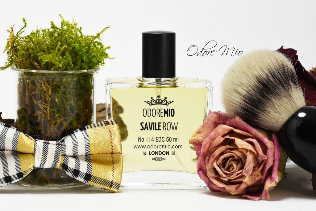 Odore Mio Savile Row Cologne Natural Perfume Spray