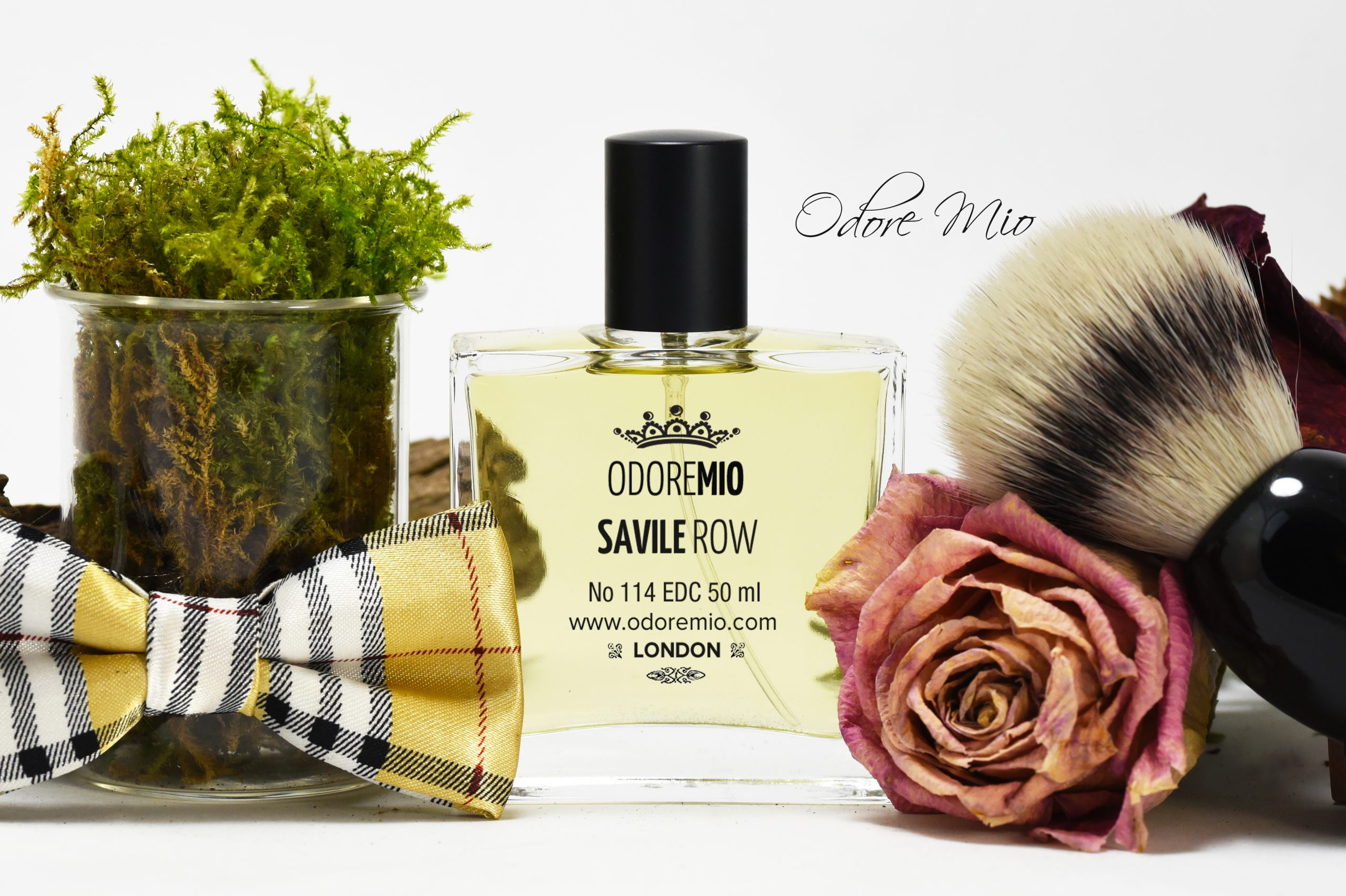Odore Mio Savile Row Cologne Natural Perfume Spray