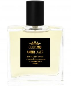 Odore Mio Amber Layer Perfume